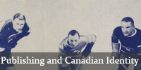 Logo for Publishing and Canadian Identity