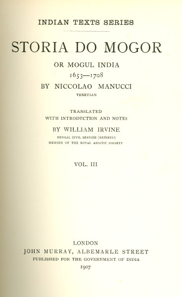 an introduction to the history of moguls in india