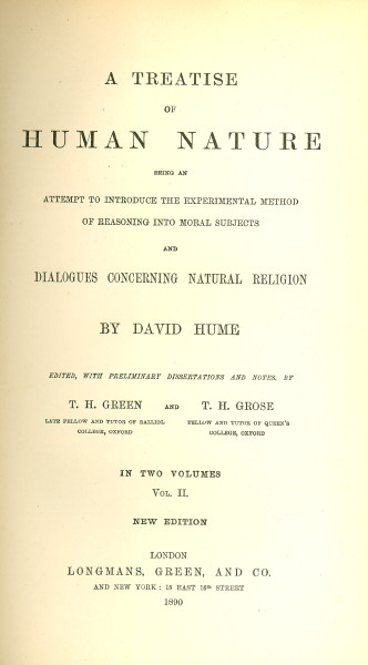 david hume essays moral and political
